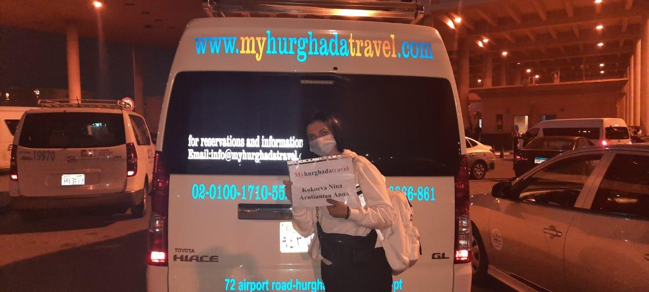 Transfer Hurghada Airport